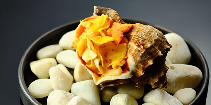 XO Shellfish from Suntime Century Chinese Restaurant in Grand Kempinski Hotel Shanghai, Pudong, Shanghai
