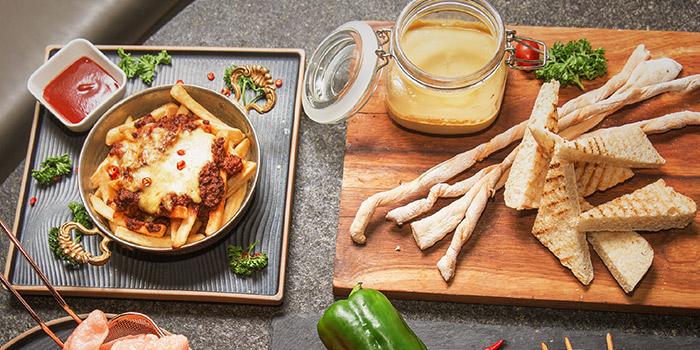 Food of Kervan located in Huangpu, Shanghai