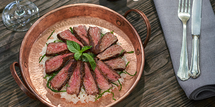 Beef of Ginger Modern Asian Bistro located in Xuhui, Shanghai