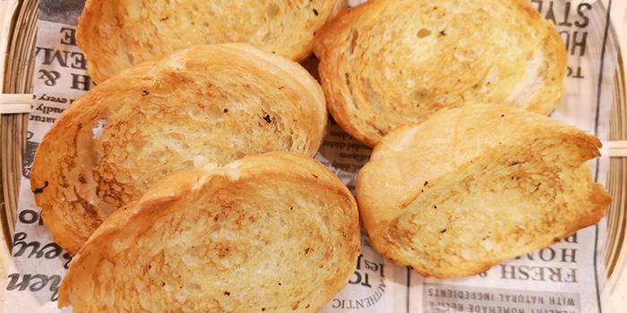 Bread of BUN Cha Cha located in Huangpu, Shanghai