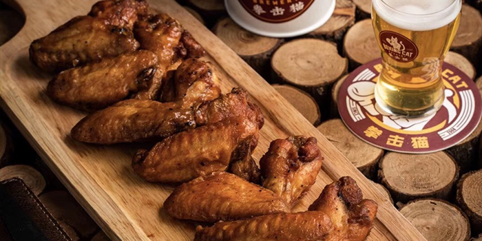 Chicken Wing of Boxing Cat Brewery (Sinan Mansions) in Huangpu, Shanghai
