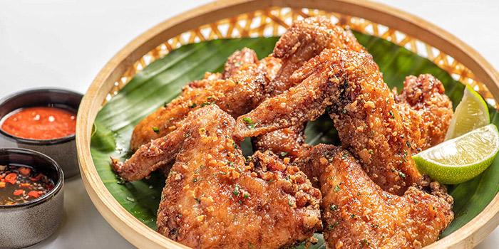 Chicken Wing of BUN Cha Cha located in Huangpu, Shanghai