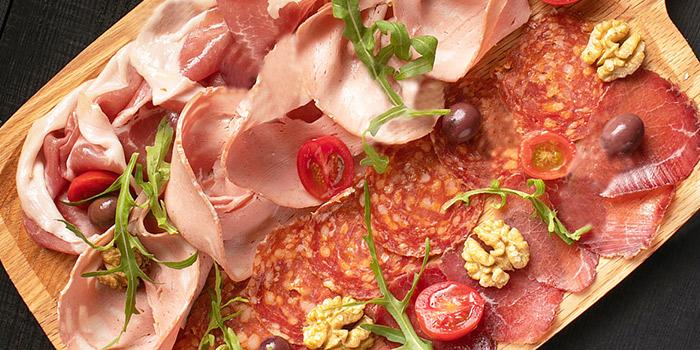 Cold Cut of Mammamia Pizzeria (Julu Lu) located In Jing