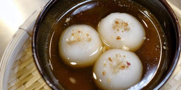 Dessert of BUN Cha Cha located in Huangpu, Shanghai
