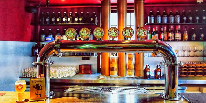 Draft Beer of   Boxing Cat Brewery (Sinan Mansions) in Huangpu, Shanghai