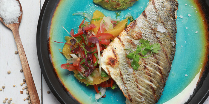 Fish of Pistolera Mexican Cantina (Laowai Jie) located in Minhang, Shanghai