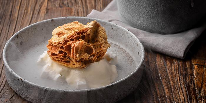 Ice Cream of BOR Eatery by Kasper Pedersen located in Xuhui, Shanghai