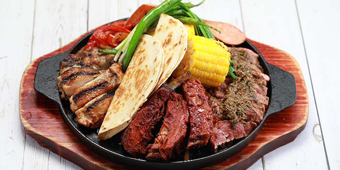 Meat of Pistolera Mexican Cantina (Laowai Jie) located in Minhang, Shanghai