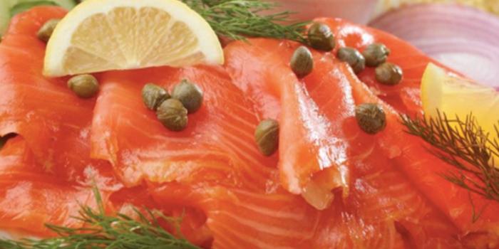 Salmon of Chez JOJO located in Xuhui, Shanghai