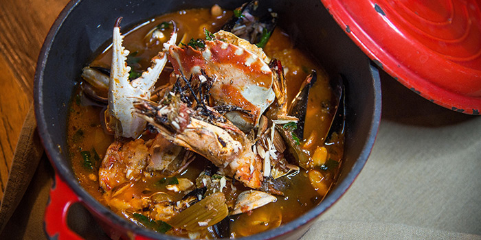 Seafood Soup from Mr Willis located in Xuhui District, Shanghai
