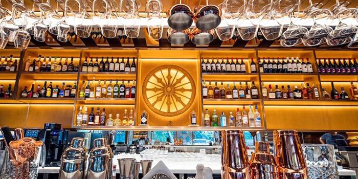 Bar of The Tandoor located in Huangpu, Shanghai