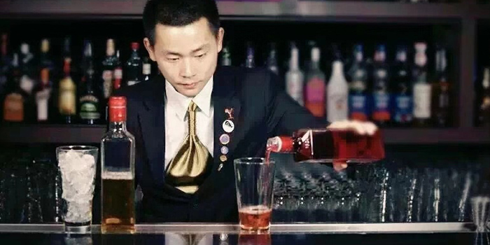 Bar of delimuses & Magpie bar located in Jing
