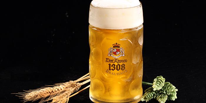 Beer of Drei Kronen 1308 Brauhaus located in North Bund