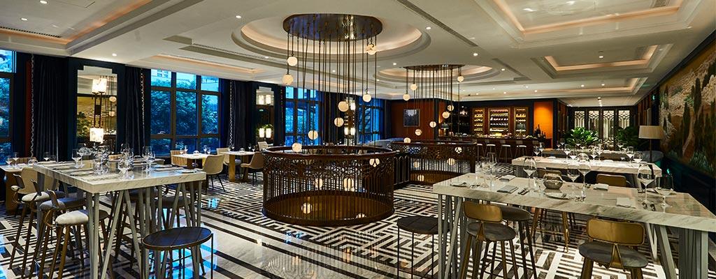 静安,BESPOKE特色扒房  | BESPOKE Modern Bar & Grill (上海静安瑞吉酒店)