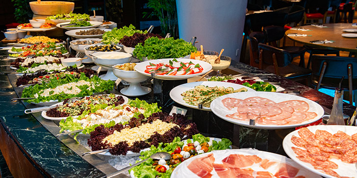 Buffet of Latina (Chamtime Plaza) in Pudong, Shanghai