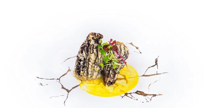 Dessert of The Tandoor located in Huangpu, Shanghai