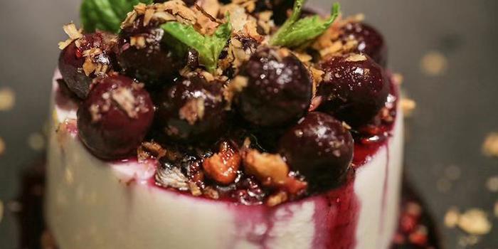 Dessert of EPICUREAN restaurant & bar located in Jing