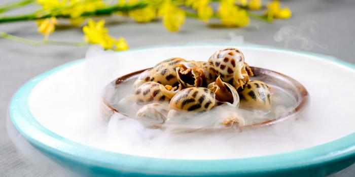 Food of Dragon Pearl Located in Jing