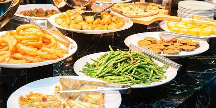 Food of Latina (Green Leisure and Sports Center) on Biyun Road, Shanghai