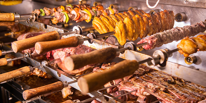 Grill of Latina (Green Leisure and Sports Center) on Biyun Road, Shanghai