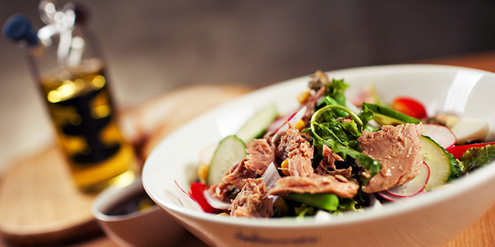 Tuna Salad of delimuses (Changping Lu) located in Jing