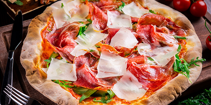 Pizza of Jstone. Italian Kitchen & Bar (Century Link) located in Pudong, Shanghai