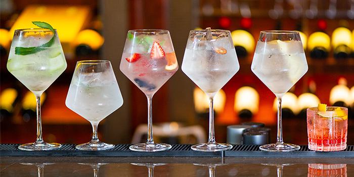Beverage of BESPOKE Modern Bar & Grill (The St. Regis Shanghai Jing