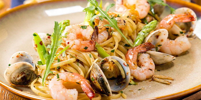 Seafood Pasta of delimuses (Changping Lu) located in Jing