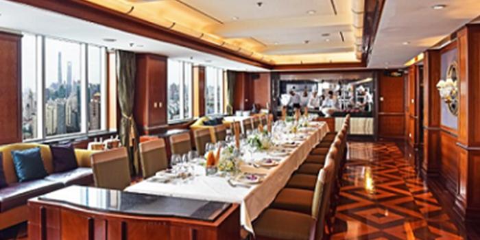 Indoor of Danieli's Italian & Thai Bistro located in Pudong, Shanghai
