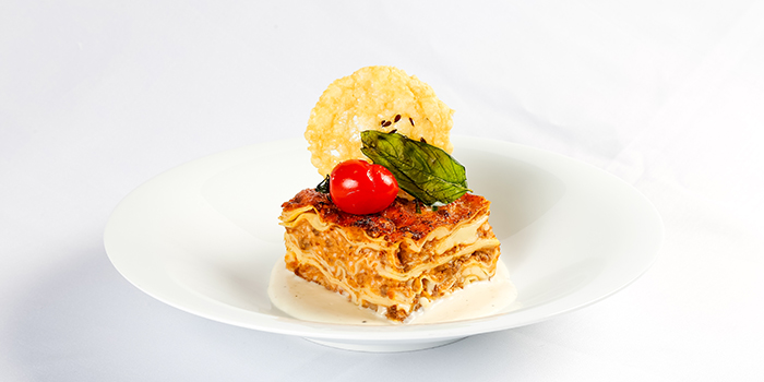 Lasagna of  BiCE Ristorante located in Qingpu District, Shanghai