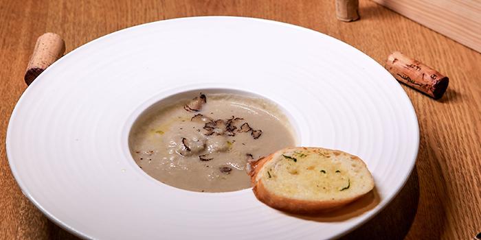 Mushroom Soup of Jstone. Italian Kitchen & Bar (Shimao Tower) located in Pudong, Shanghai