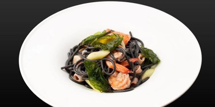 Pasta of CYPHER located in Xuhui, Shanghai