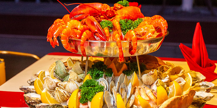 Seafood of Pedra Alta Located in pudong, shanghai