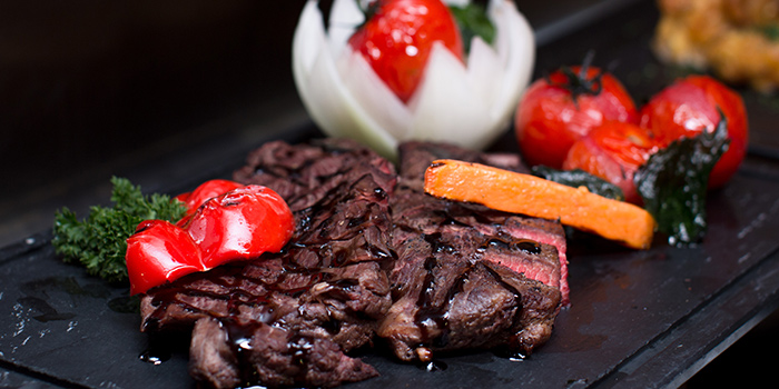 Steak of Elements in Grand Kempinski Hotel Shanghai, Pudong, Shanghai