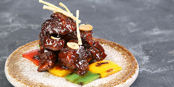 Stewed Beef in Special Sauce from JUMBO Kitchen (Raffles City) located in Huangpu, Shanghai