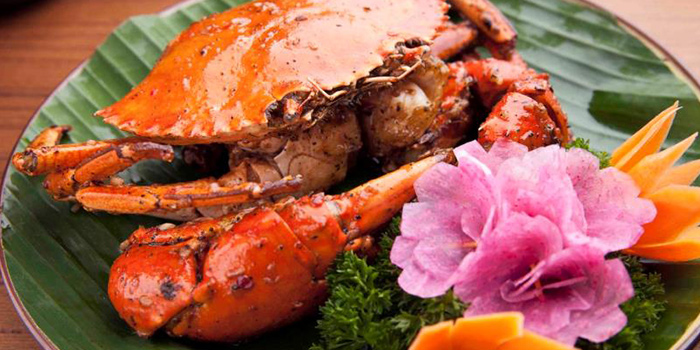 Crab of Pho To Shop by Cyclo located in Jing
