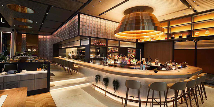 Bar of HERITAGE BY MADISON located in Huangpu, Shanghai