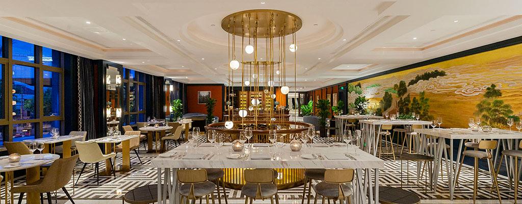 BESPOKE MODERN BAR & Grill (THE ST. REGIS SHANGHAI JING'AN), JING'AN