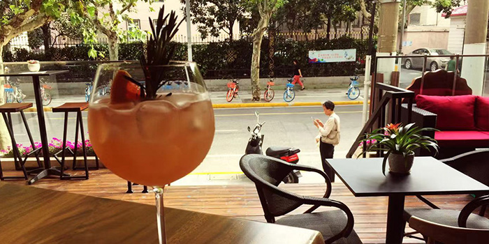 Drink of PERCH·WINE·COCKTAILS located in Jing