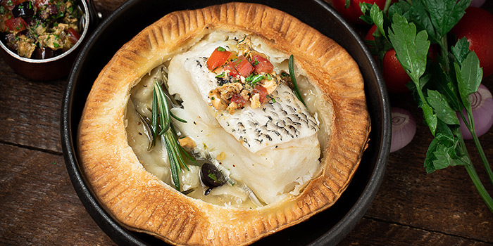 Fish of 1515 West Chophouse & Bar located in Shangri-La Jing