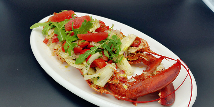 Lobster of Jstone. Steak House located in Pudong, Shanghai