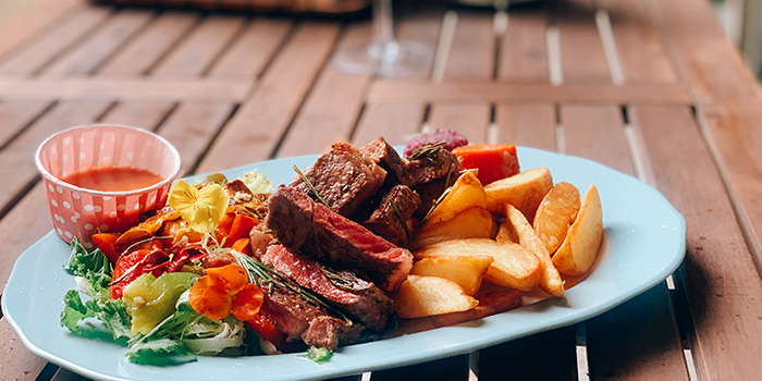 Steak of PICNIC BASEMENT located in Changning, Shanghai