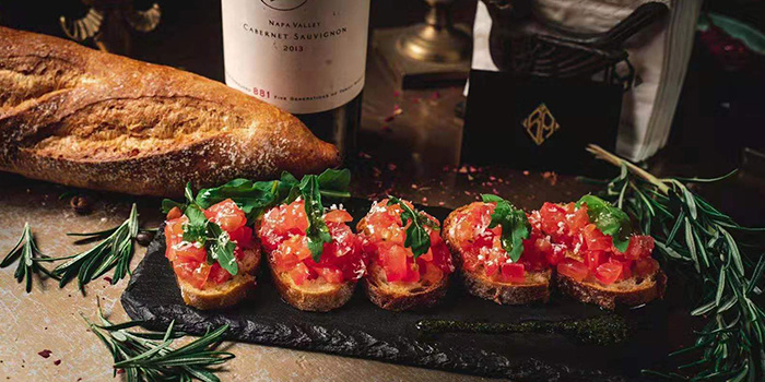 Appetizer of ALCOCASE WINE & BISTRO located in Xuhui, Shangha