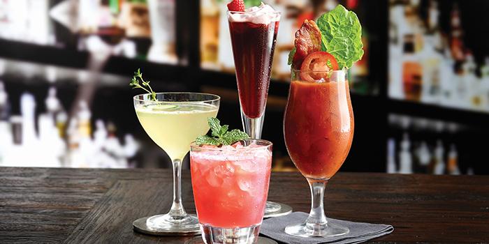 Cocktail of Morton