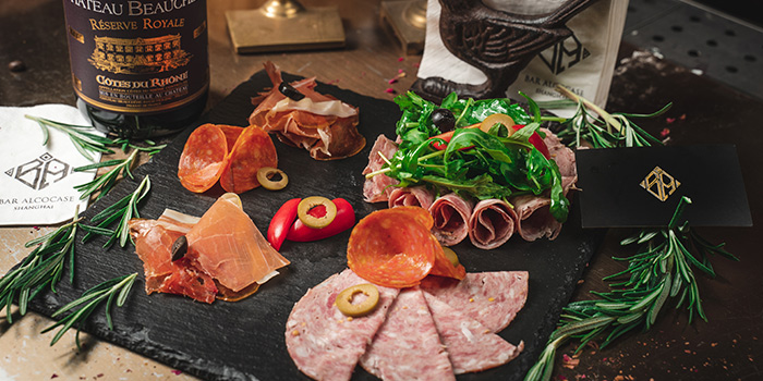 Cold Cut of of ALCOCASE WINE & BISTRO located in Xuhui, Shangha