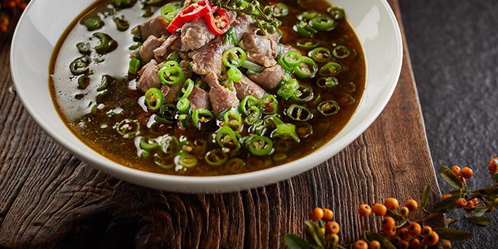 food of SiFangSanChuan located in Huangpu, Shanghai