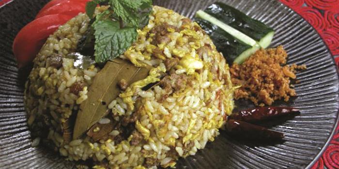 Rice of Lost Heaven on the bund, Shanghai