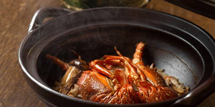Lobster of Utsuseni located in Huangpu, Shanghai