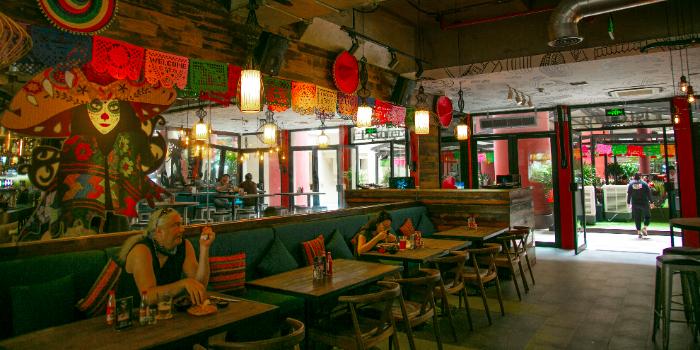 Indoor of Pistolera (Shanghai Centre) in Jing