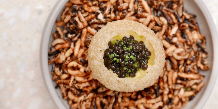 Caviar Puff of HERITAGE BY MADISON located in Huangpu, Shanghai